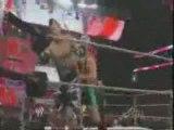 John Morrison vs Matt Hardy vs Finlay vs The Miz Part 1