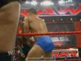 Cryme Tyme & John Cena vs JBL & Ted DiBiase Jr & Cody Rhodes