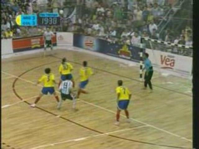 Championnat du Monde AMF Mendoza 2007 : 1/2finale