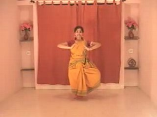 Teermanam in Bharatanatyam (part three)