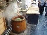 preparation gateau, patisserie Japonnaise de Nara