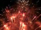 Violon sur le sable 2008 Final feu d'artifice