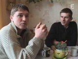 Envoye Special - les ames perdues de l'armée russe 2/2