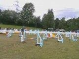 EO 2008 Gert Caremans & Adoenix Jumping individuel medium
