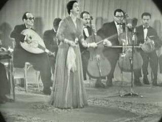 Oum Kalsoum, la voix de l'Orient (Hayart albi)