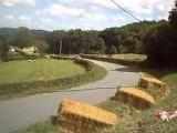 Course de cote la tardes 2008