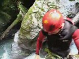 CANYONING MARC ARIEGE PYRENEES