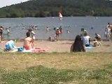 Jess et M0i au lac d'Aydat