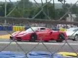 Ferrari Enzo Le Mans classic 2008