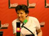 Roselyne Bachelot - France Inter