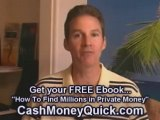 Need Private Money Lenders for Your Tax Investing?