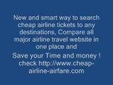 Airline Tickets, cheap Flights,Airfare, Air travel