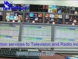 RRsat – playout & transmits TV channels globally