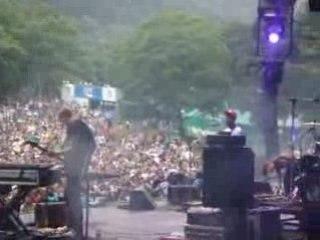 Bloc Party. - Fuji Rock Festival