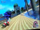 Sonic Wildfire Wii