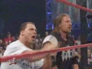 Stephanie McMahon vs lita