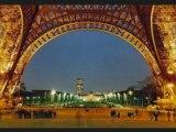 Les feux de Paris Jean Ferrat