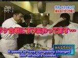 Jin Junno Koki bake Tiramisu 2002.31.08 eng sub