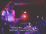 Hooka hey attraction live fleche dor sentenza