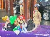 Mario in Vice city