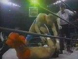 Nitro '96 - Chris Benoit vs. Alex Wright