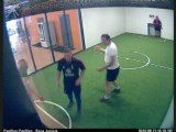 BOX-PLAYER FOOT EN SALLE 2 CONTRE 2