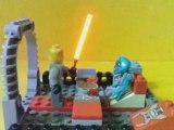 Le chapitre 2 : Le sabre laser orange