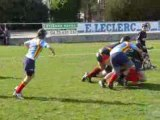 Marseille Vitrolles Rugby, benjamins saison 2007/2008