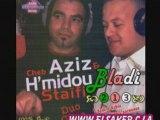 Cheb aziz & hamidou 2008 bkat loukhaya staifi