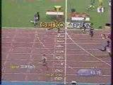 YouTube - Record mundo 400m lisos Michael Jonhson (By Pluráneo)