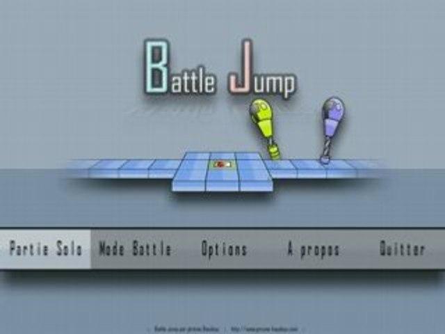 Battle Jump Version 0.1 Beta