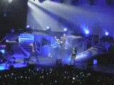 TOKIO HOTEL à Bercy dimanche 9 mars 2008 Début du concert