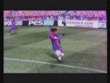 PES 2008 -  Reprise Ronaldinho