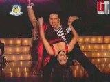 Rock: Karina y Cronwel (Bailando por un Sueño 02-08-08)
