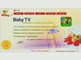 RRsat provides playout and uplink to BabyTV channel