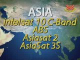 RRSat to Globally Distribute Supreme Master TV via 6 Differe
