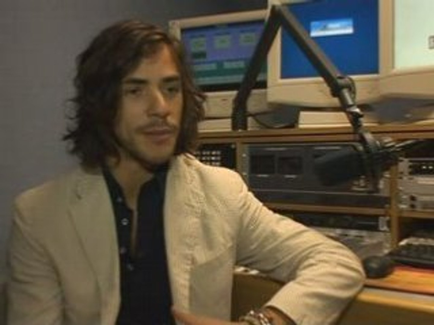 Singer Jack Savoretti on how musicians can help