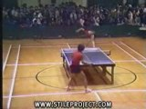 Ping pong asian marrant