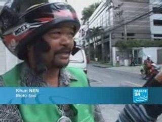Crise du pétrole en Thaïlande, une vidéo de FR