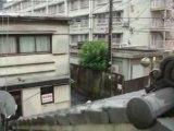 5 août, jour de pluie sur Tokyo