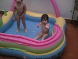 5-8-2008 leo y vale ,piscina, nacional