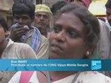 Prévention contre le sida en Inde