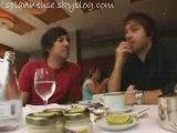 Seb et Pierre déjeunent à Sao Paulo sous-titré