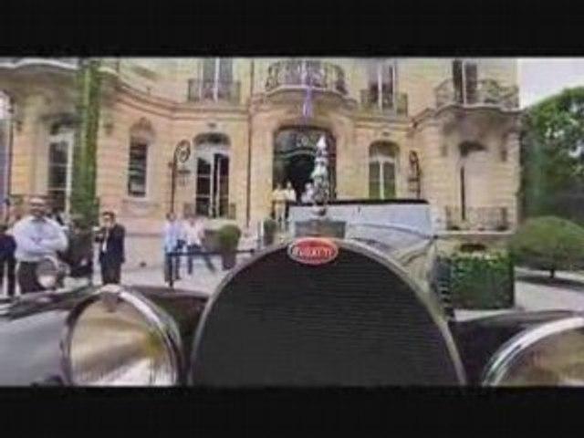 Essai de la Bugatti Royale