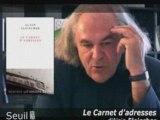 Le carnet d'adresses d'Alain Fleischer