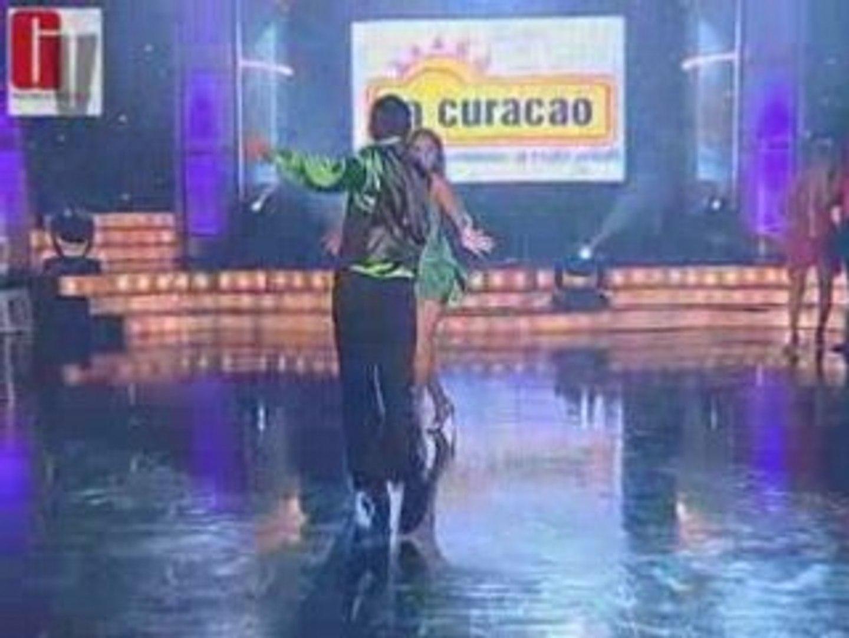 El Duelo: El Puma vs Lucy (Bailando por un Sueño 21-06-08)