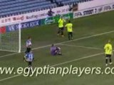 Amr  Zaki contre sheffield united en amical.