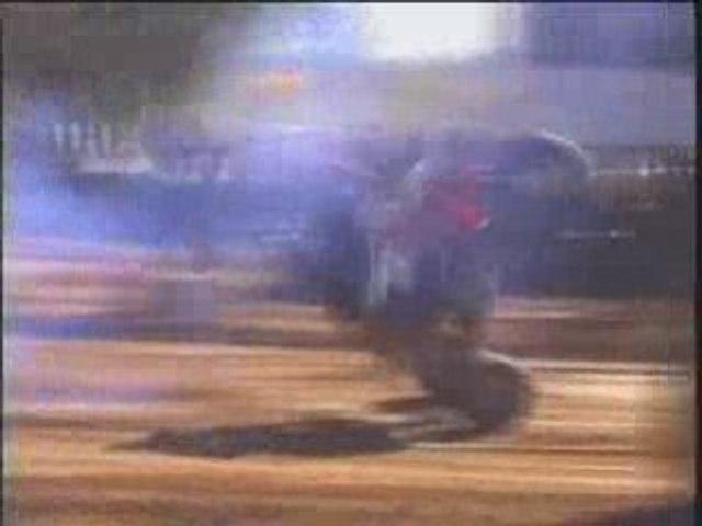 Crusty X Motocross Trailer