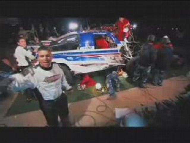 Dust to Glory Motocross Trailer