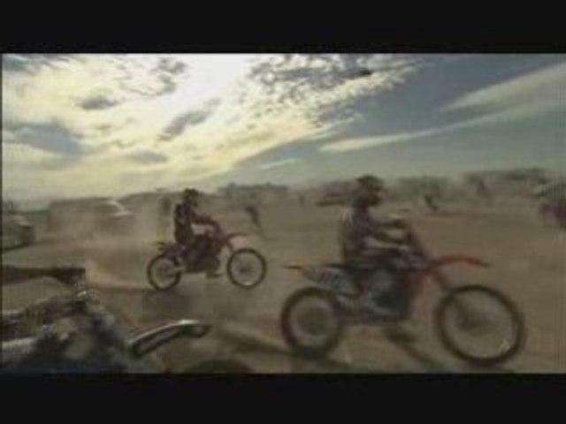 FMX Riot Motocross Trailer